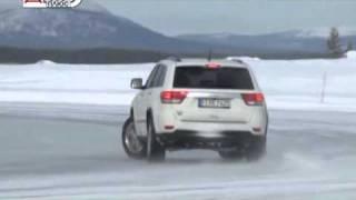 Наши Тесты от Авто+ (Jeep Grand Cherokee)