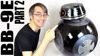 Fan-Built STAR WARS BB-9E Droid from The Last Jedi #2 | XRobots