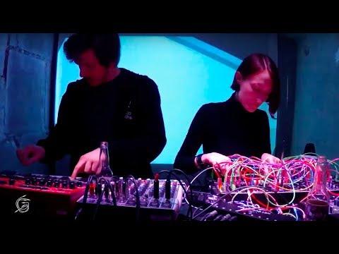 Marta SmiLga & Edward D-Tech // Live @ Erica Synths Garage