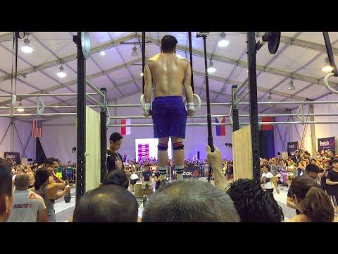 CrossFit Infinitas at the Manila Throwdown Team Edition 2015