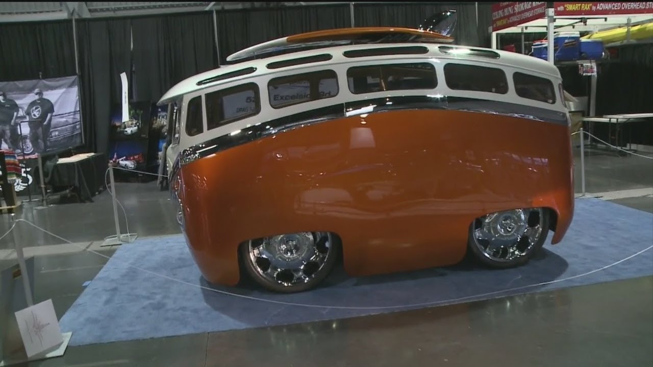 Nation's Hottest Cars In Sacramento For Autorama
