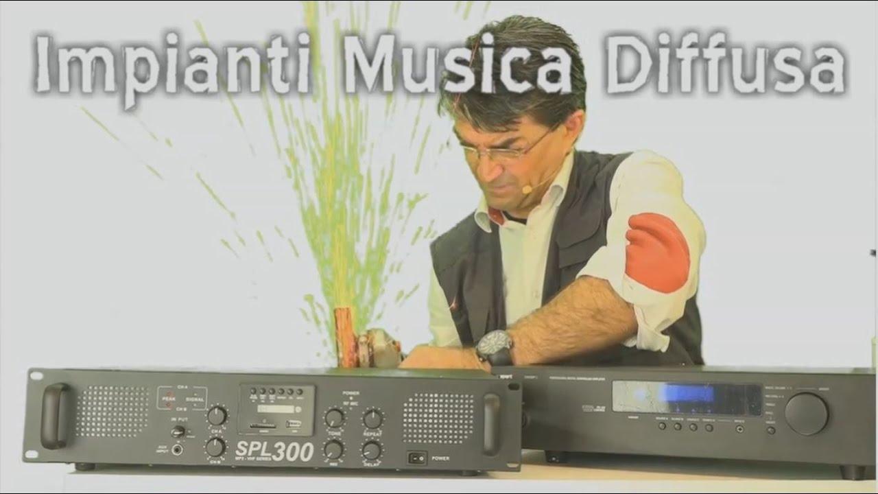 Quanti altoparlanti è possibile collegare a un amplificatore