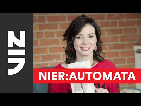 nier:automata:-short-story-long- -reading-with-yorha-unit-a2,-cherami-leigh- -viz