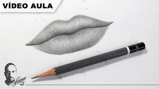 Como desenhar uma boca realista - Charles Laveso