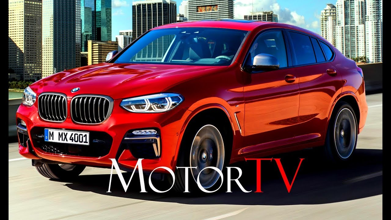 suv the all new 2019 bmw x4 g02 l exterior design. Black Bedroom Furniture Sets. Home Design Ideas