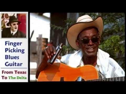 Blues Guitar Lessons  - Acoustic Blues - Jim Bruce
