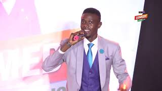 Alex Muhangi Comedy Store Jan 2019 - Canaan Gents