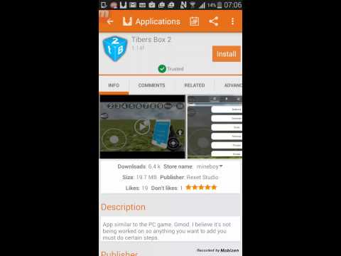 how to use easy installer android