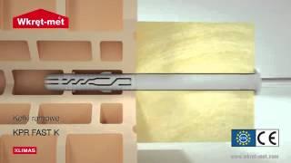 видео Крепеж - металлический рамный дюбель