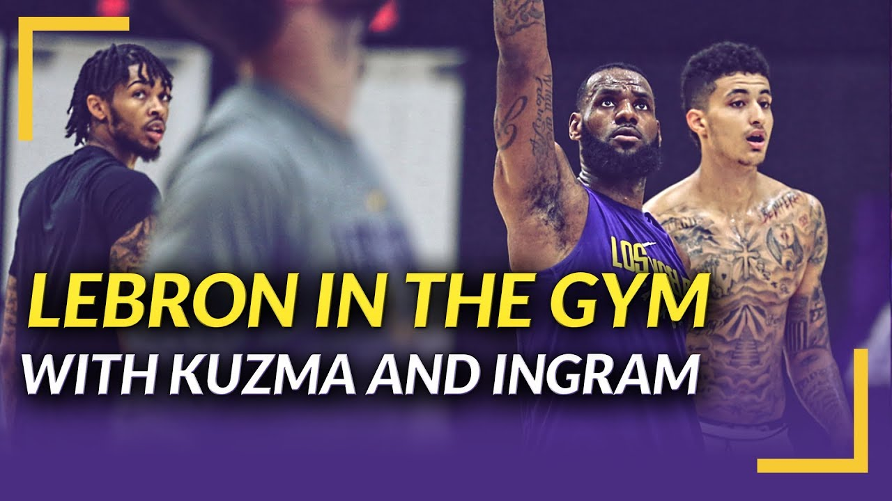 lebron-james-in-lakers-jersey-works-out-with-ingram-and-kuzma-at-practice-facility