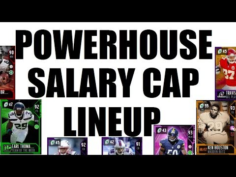 BUILDING A SALARY CAP LINEUP WITH THE 46 DEFENSE AND BALANCED OFFENSE - MUT 18