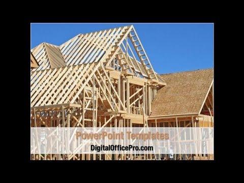 Building A House Powerpoint Template Backgrounds Digitalofficepro