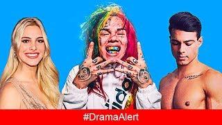 Lele Pons Is LYING TO YOU? #DramaAlert 6ix9ine EXPOSED by BABY MAMA! PewDiePie, Logan Paul