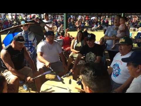 Smokeytown at L.C.O. Honor the Earth pow wow 2017