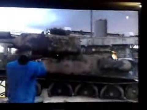 Curiosidad GTA 5? Tanque de la ll Guerra Mundial