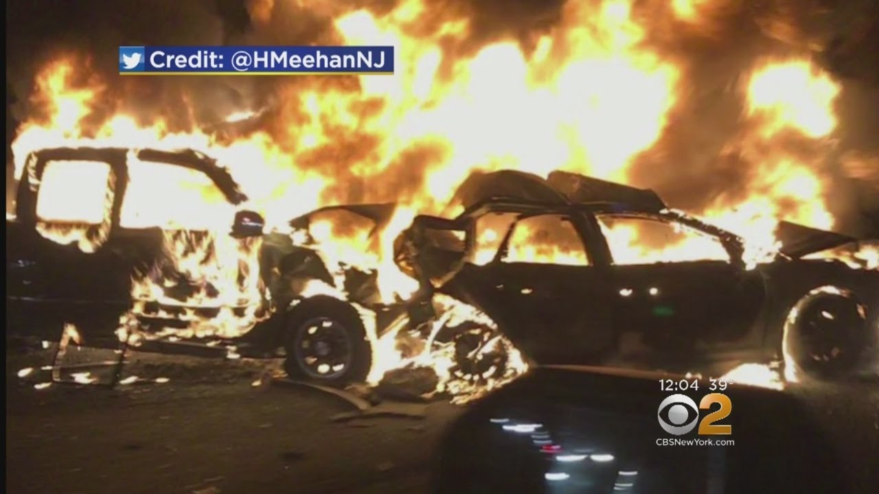 Deadly Multi-Vehicle Crash On Route 440 Snarls Friday Rush