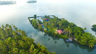 Temple in an Island | kerala tourism thumbnail
