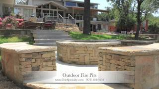 Outdoor Kitchens Designs Dallas