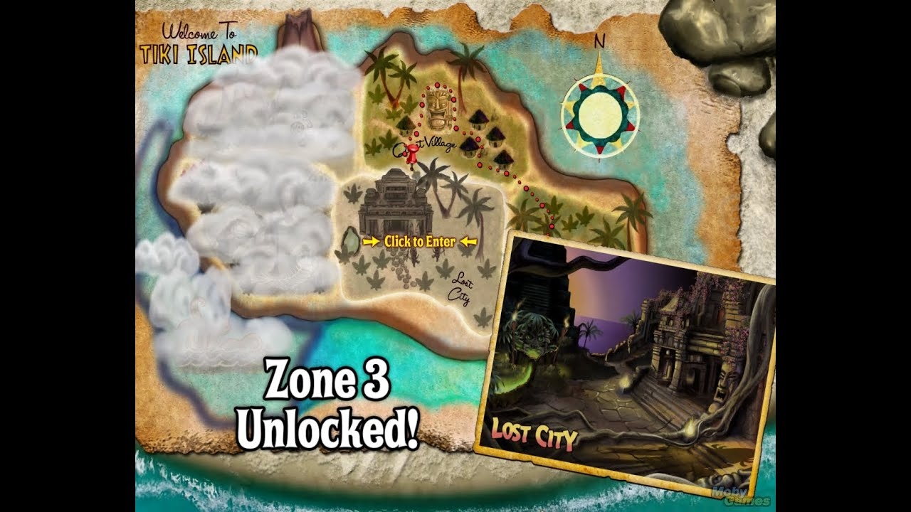 Zumas Revenge Zone 3 Unlocked Lost City Youtube