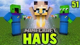 VON ALIENS ENTFÜHRT?! ✿ Minecraft HAUS #51 [Deutsch/HD]