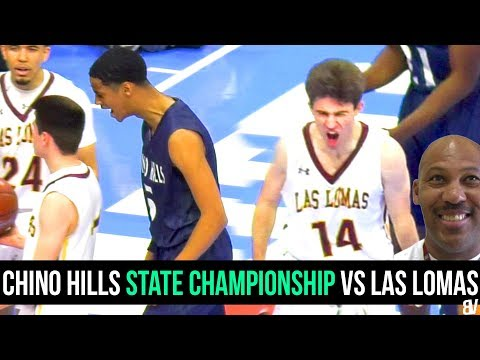 Chino Hills VS Las Lomas For STATE CHAMPIONSHIP! The END of the Ball ERA At Chino Hills