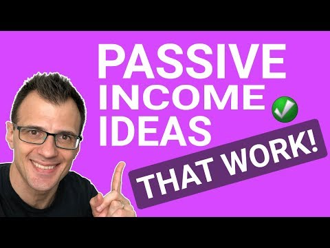 Best Passive Income Ideas (2019)