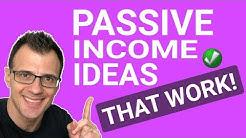 Best Passive Income Ideas (2019)