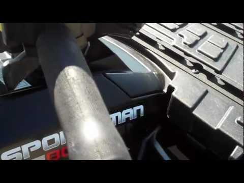 Testing homemade suction dredge high-banker.Kaynak: YouTube · Süre: 2 dakika24 saniye