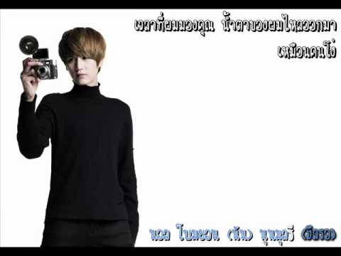 [Karaoke/THAISUB] Super junior - Y
