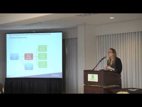 Research Presentation - 2014 Economic Revitalization Conference