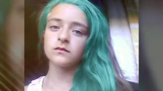 Поменяла цвет волос!
