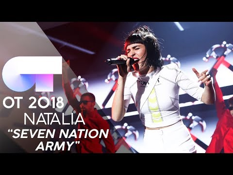 SEVEN NATION ARMY | NATALIA | GALA 12 | OT 2018