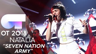"""SEVEN NATION ARMY"" 