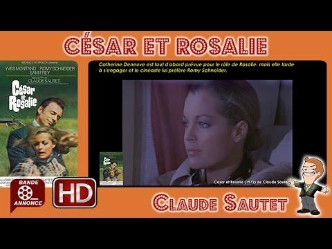 César et Rosalie de Claude Sautet (1972) #MrCinema 130