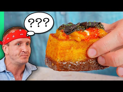 World's Expensivest FRENCH TOAST!! It's Not What You Think!! | FANCIFIED Ep 3