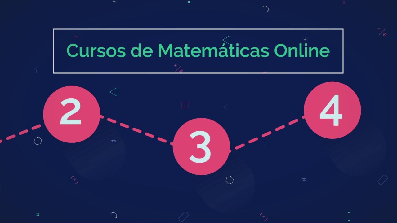 Clases De Matemáticas Online Profesor De Matemáticas Online Secundaria Y Bachillerato Youtube