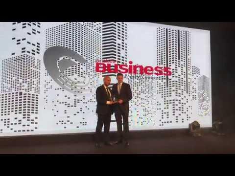 ARADA awarded 2018 Master Developer of the Year by Arabian Business