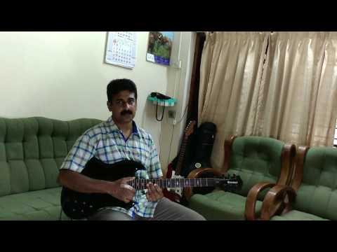 Mandara cheppundo guitar by joshy Cherian