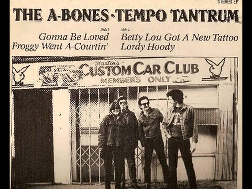 A Bones Betty Lou Got A New Tatoo 1986 Youtube