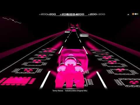 Audiosurf - Tonny Nesse - Indestructible (Original Mix)