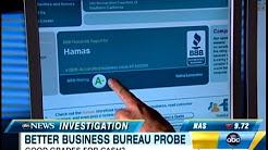 Better Business Bureau 20/20 Investigation
