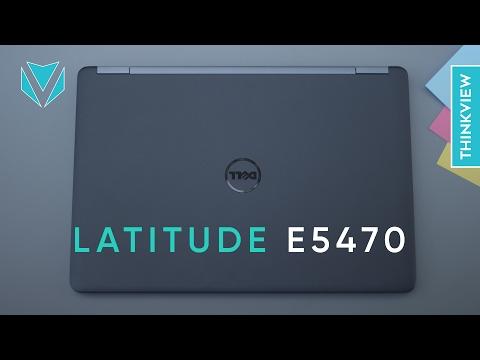 Đánh Giá Chi Tiết Laptop Dell Letitude E5470: Thiết Kế đẹp, Cấu Hình ổn định, Giá Tốt | ThinkView