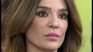 Raquel Bollo, primeras declaraciones tras el funeral de Chiquetete