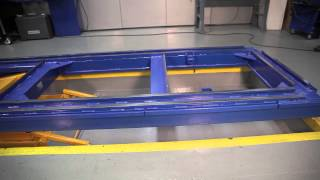 ACCESSIBLE - Car-O-Liner Benchrack Structural Frame Alignment Benefits for Vehicle Collision Repair