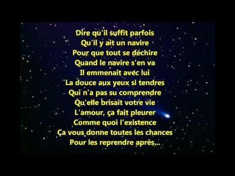 Edith Piaf - Milord paroles (lyrics)