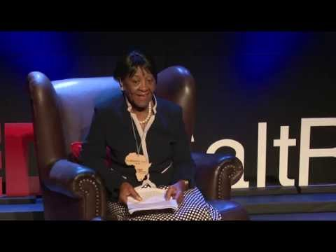 The significance of education in the new South Africa | Albertina Luthuli | TEDxSaltRock