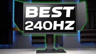 KING OF 240HZ MONITORS | BenQ ZOWIE XL2546 Review