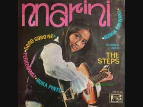 Bunga Nirwana -  Marini & The Steps (REMASTERING)