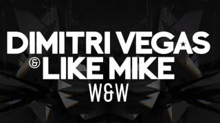 The Mortal Kombat Theme (INTRO) - DIMITRI VEGAS & LIKE MIKE MASHUP