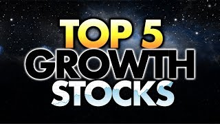 My TOP 5 Growth Stocks of ALL-TIME (2019)